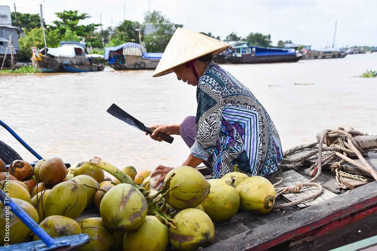 Vietnam, Mekong, Cai Be-11