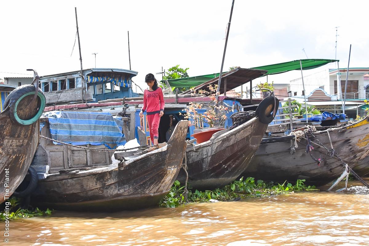 Vietnam, Mekong, Cai Be-17