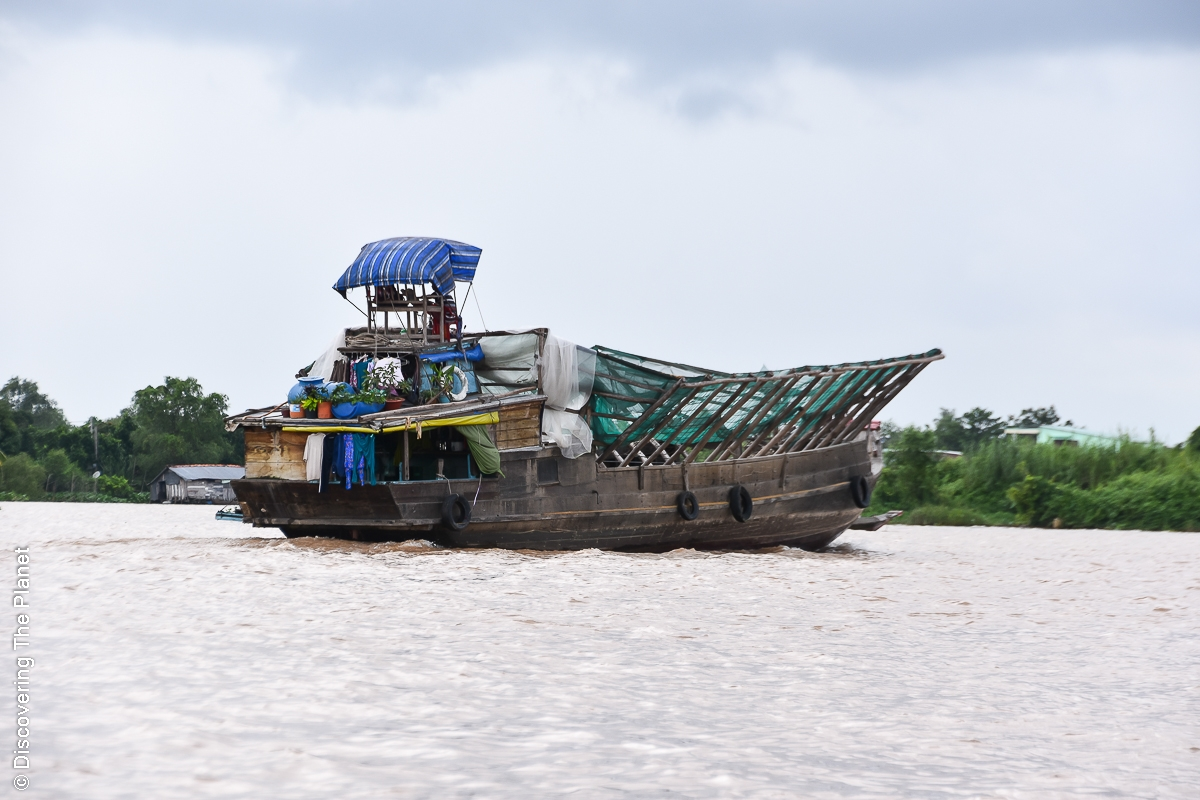 Vietnam, Mekong, Cai Be-34