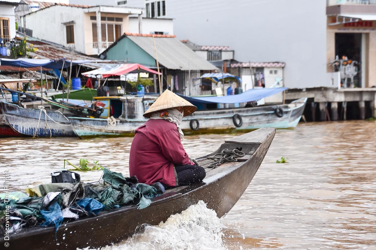 Vietnam, Mekong, Cai Be-38
