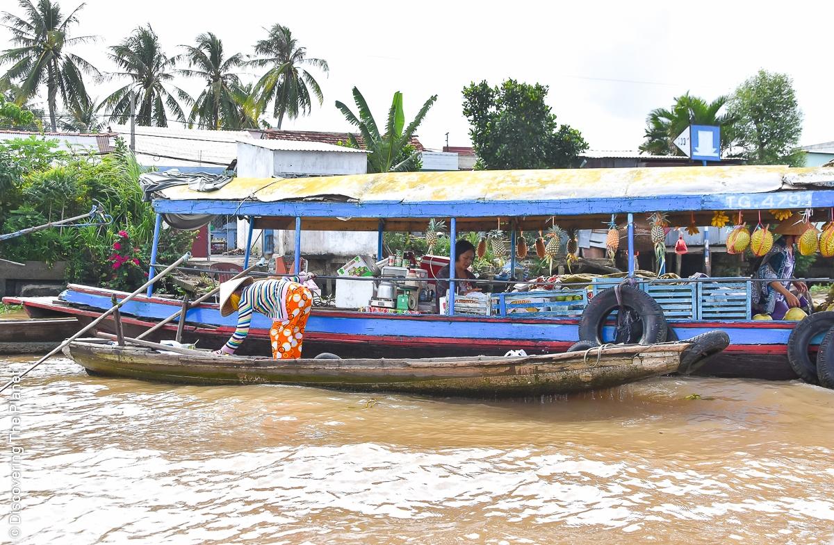 Vietnam, Mekong, Cai Be-8