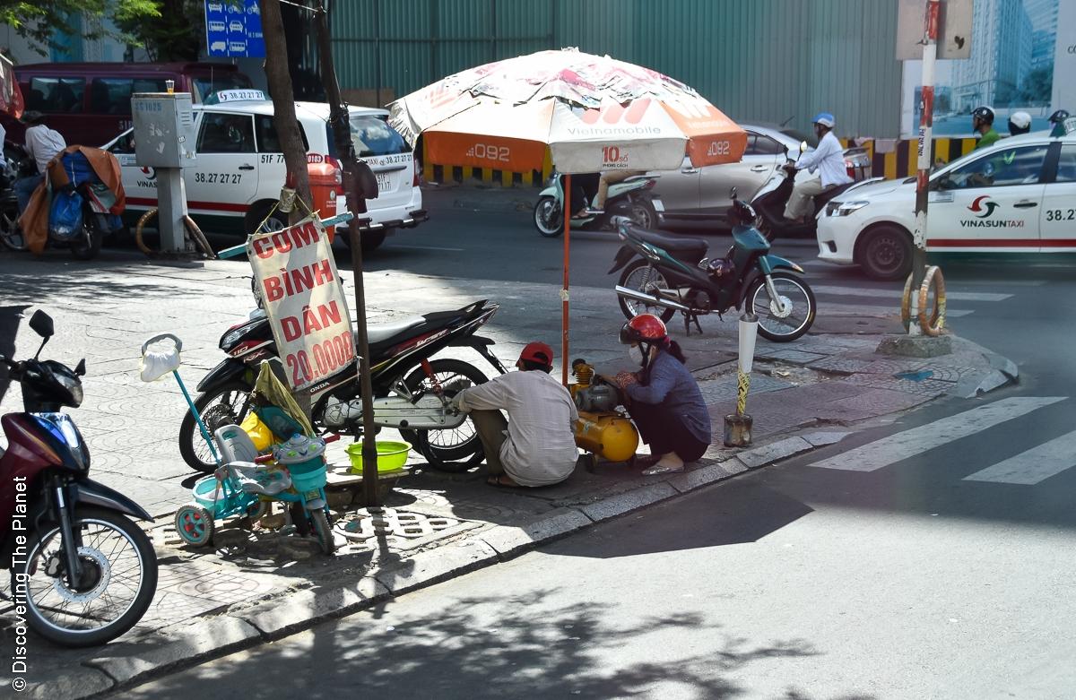 Vietnam, Saigon, Street (15)