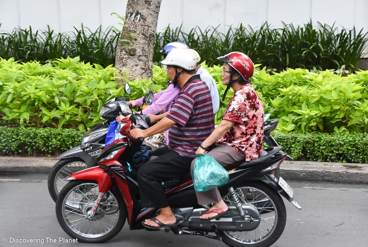 Vietnam, Saigon, Street (2)