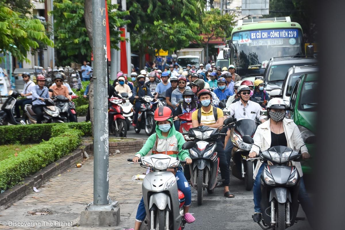 Vietnam, Saigon, Street (3)