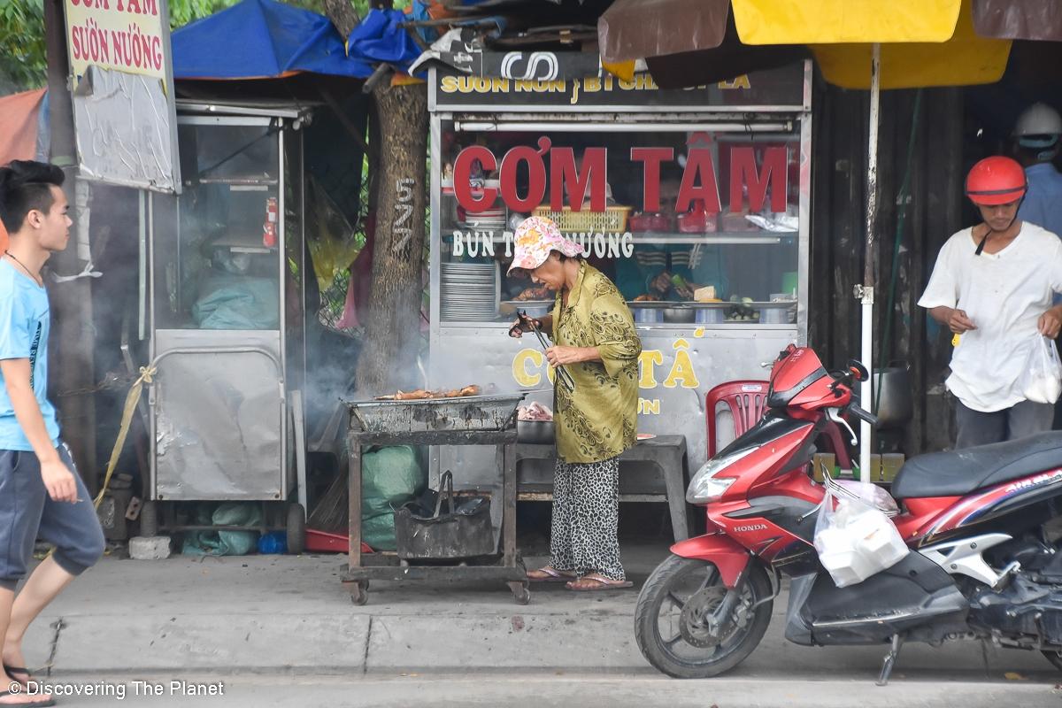Vietnam, Saigon, Street (4)