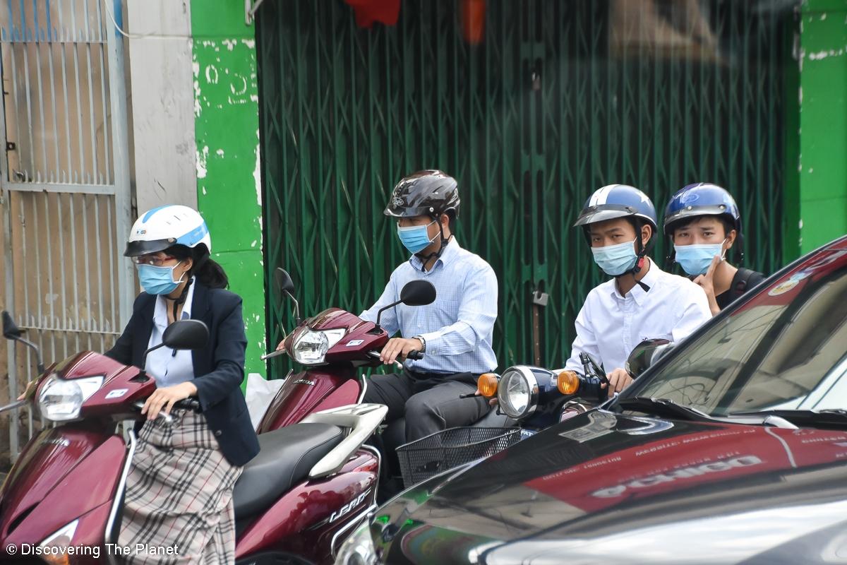 Vietnam, Saigon, Street (5)