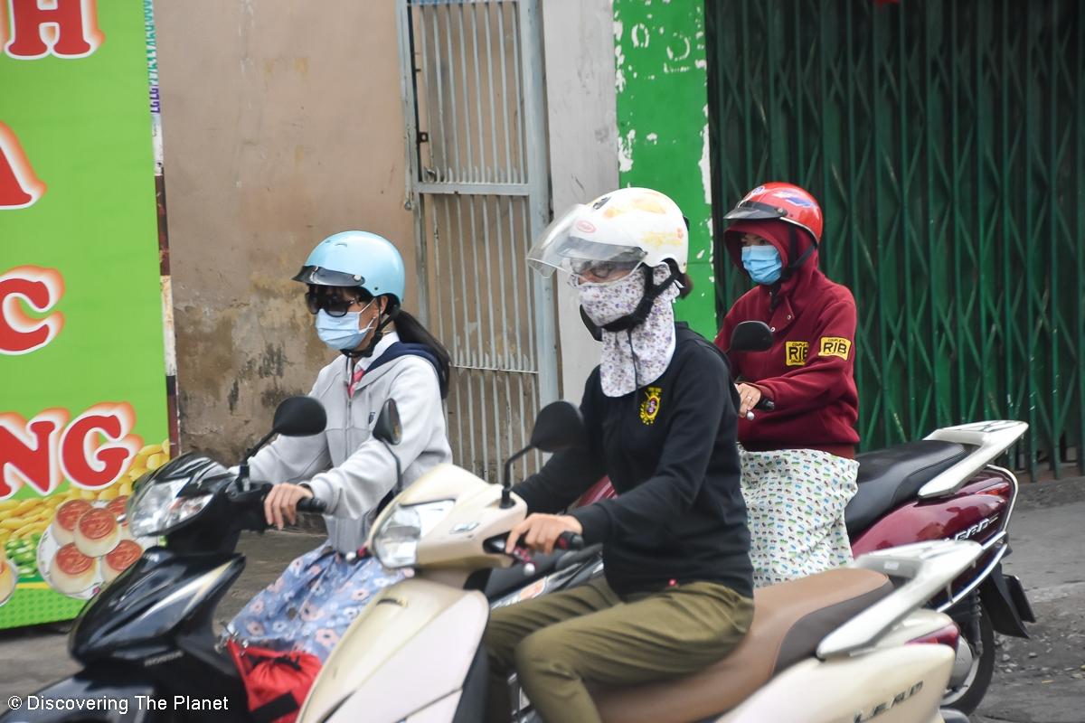 Vietnam, Saigon, Street (6)