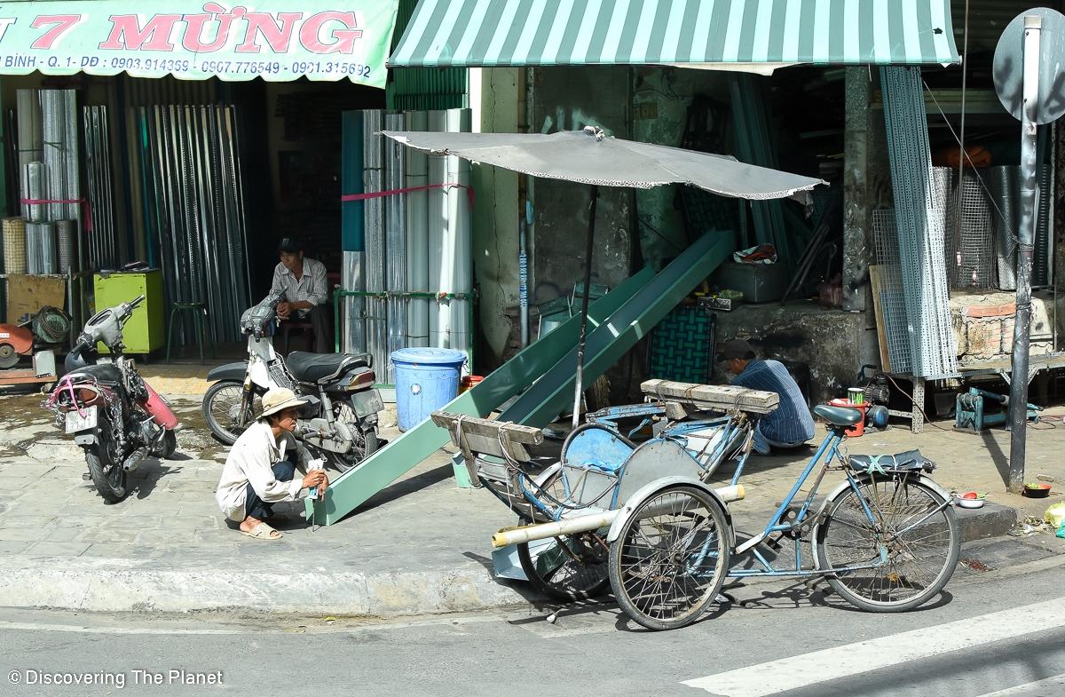 Vietnam, Saigon, Street (7)