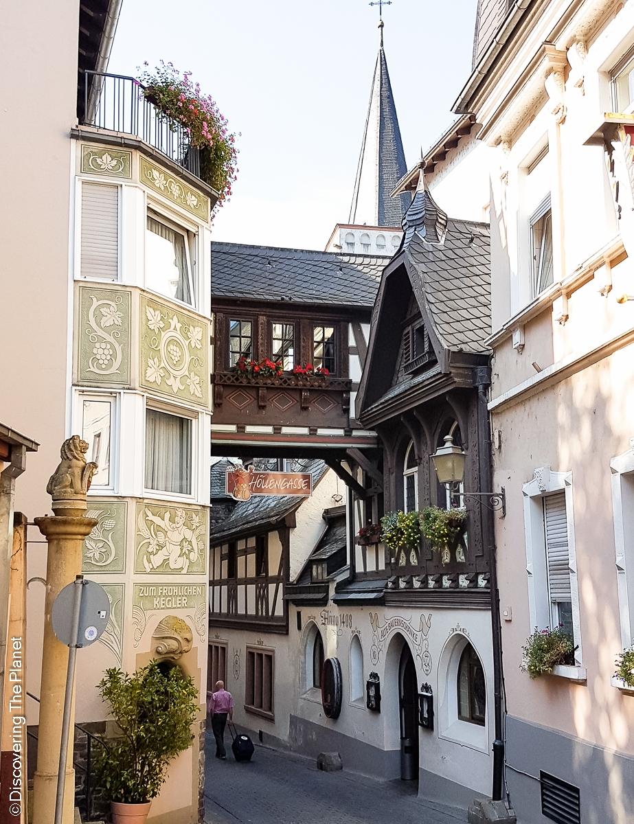 Tyskland, Assmanshausen (1)