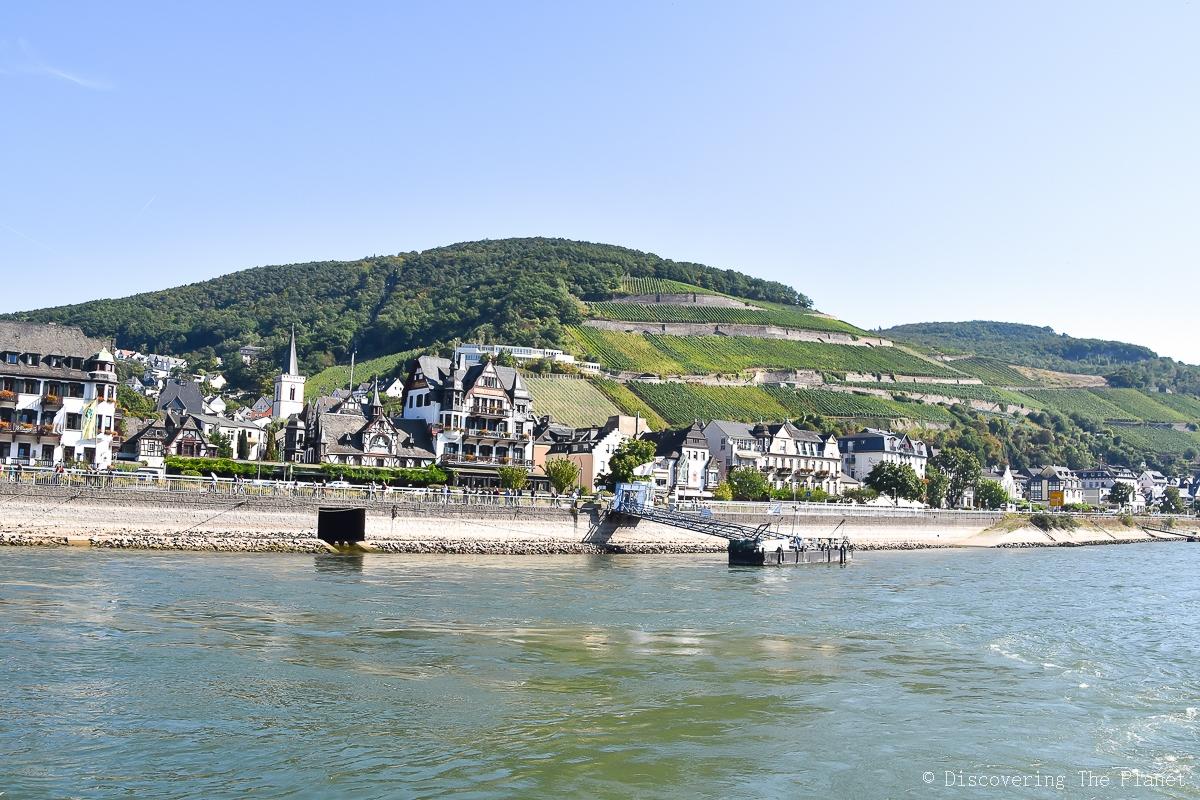 Tyskland, Rheingau, Assmanshausen (6)