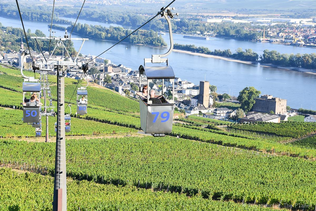 Tyskland, Rheingau, Rudesheim (9)