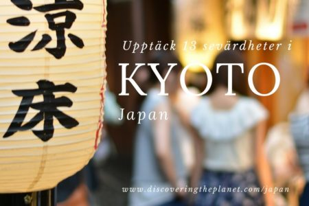 Sevärdheter i Kyoto
