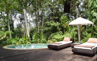 Bali, Ubud, Glamping