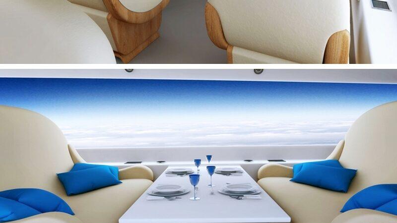 Framtidens flygplan