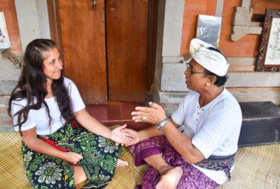 Indonesien, Bali, Ubud, Ketut Liyer
