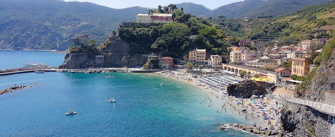 Italien, Cinque Terre, Monterosso