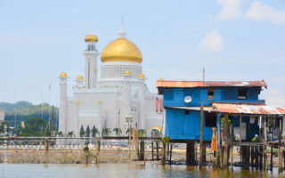 Brunei, Kampong Ayer Water Village