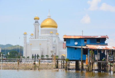 Brunei, Kampong Ayer Water Village