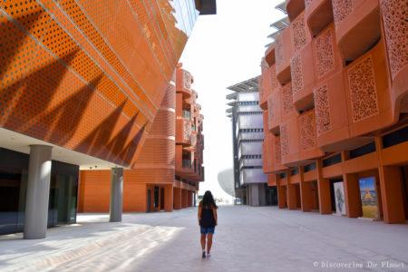 Förenade Arabemiraten, Abu Dhabi, Masdar City