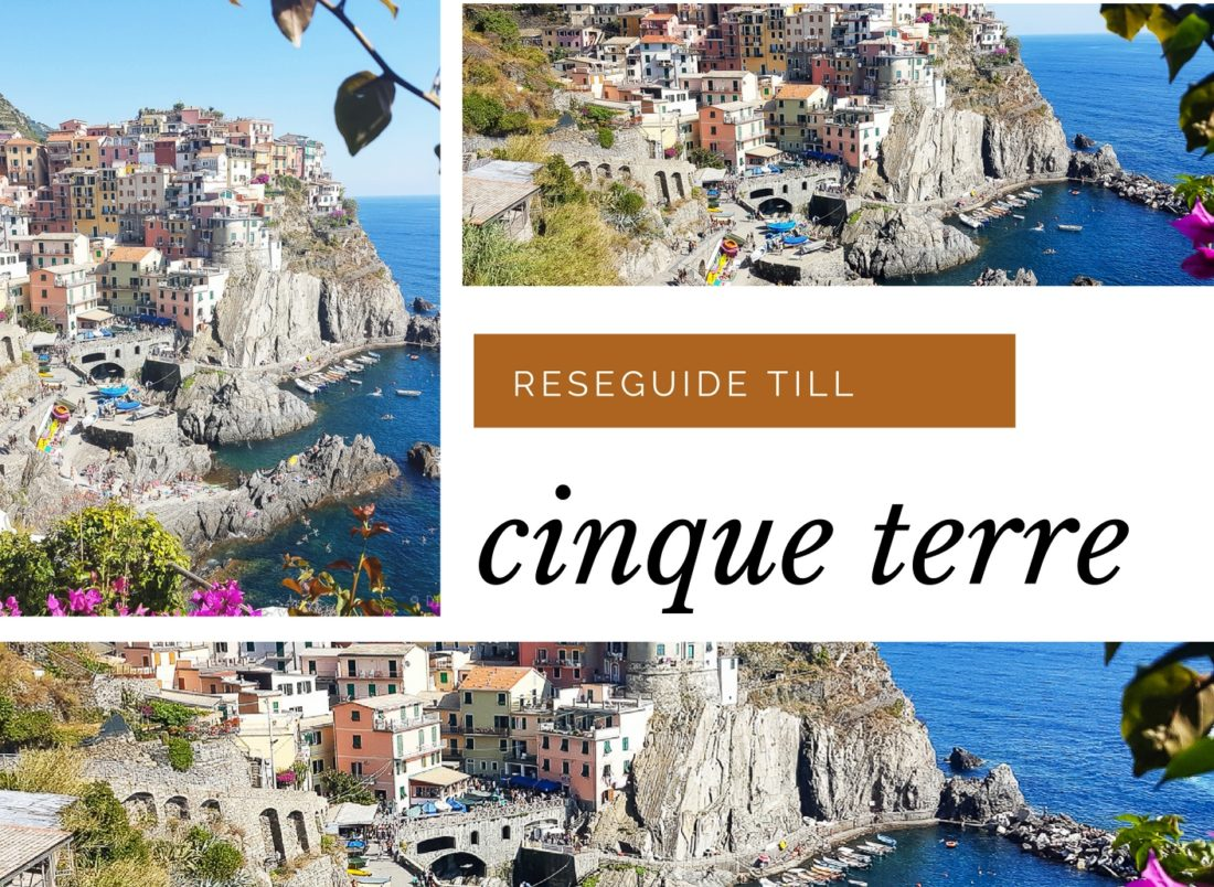 Reseguide till Italienska Cinque Terre