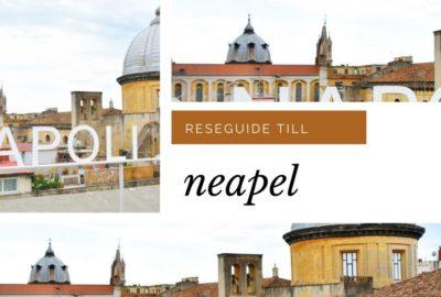 Reseguide till Neapel