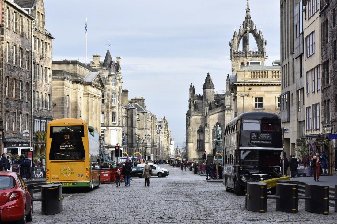 Skottland