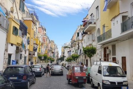 Italien, Kampanien, Ischia