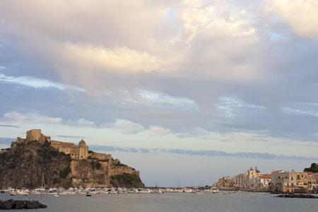 Italien, Kampanien, Ischia Ponte (1)