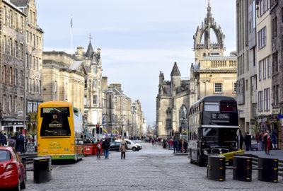 Skottland, Edinburgh