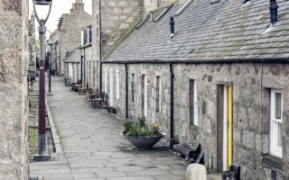 Storbritannien, Skottland, Aberdeen, Footdee