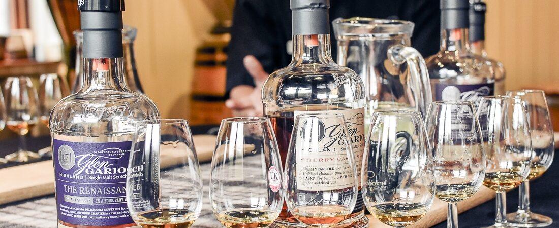 Storbritannien, Skottland, Whisky, Glen Garioch