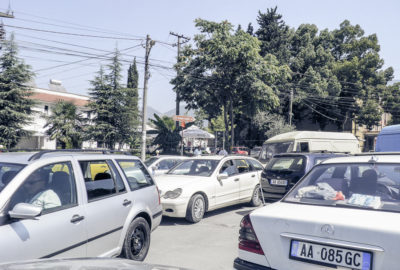 Albanien, Tirana