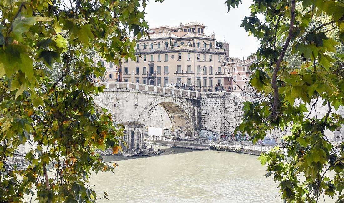 Italien, Rom, of the beaten path