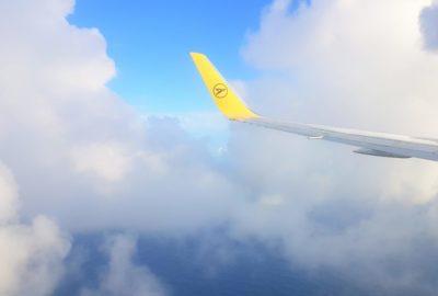 Flygets miljöpåverkan