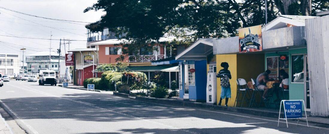 Tobago, Crown Point