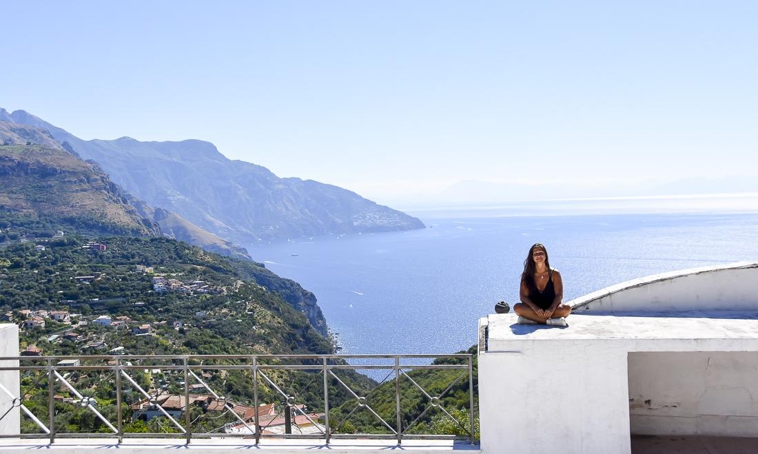 Italien, Sorrento, Villa La Ventana