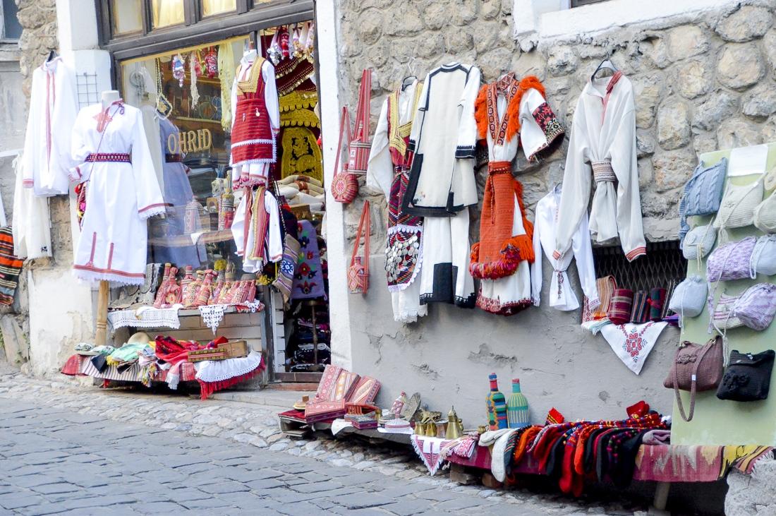 Makedonien, Ohrid