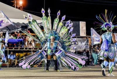 Tobago, Scarborough, Carnival J´Ouvert