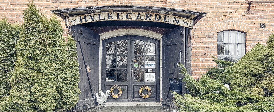 Sverige, Skåne, Österlen, Hylkegården