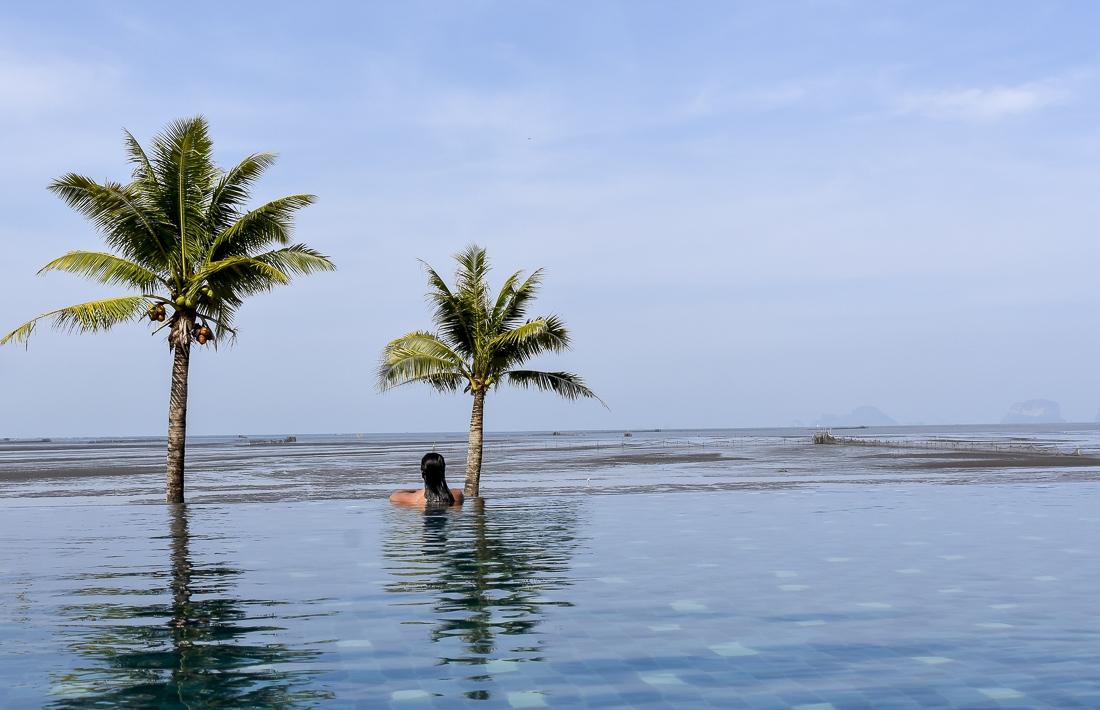 Thailand, Krabi, Koh Klang, Islanda