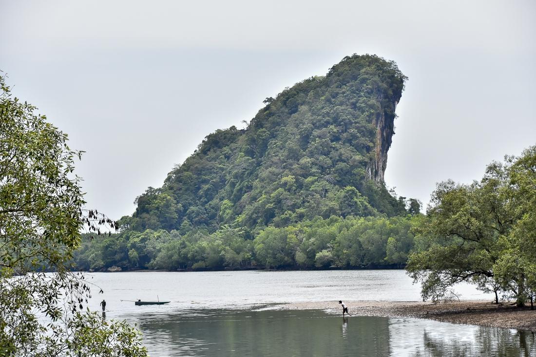 Thailand, Krabi Town