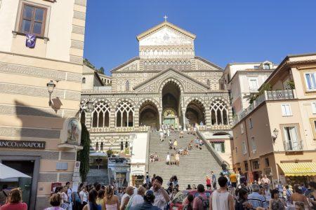 Italien, Amalfikusten, Amalfi