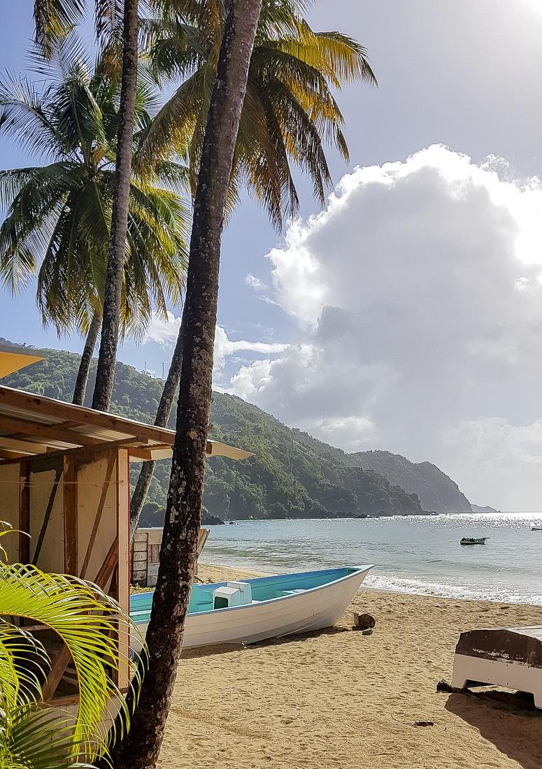 Tobago, Castara
