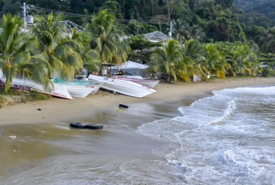 Tobago, Charlotteville