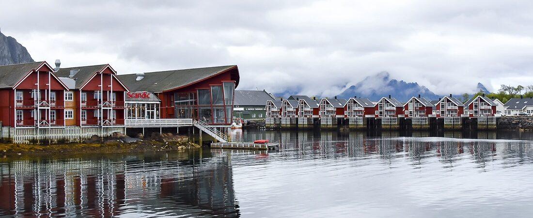 Norge, Loftoen, Svolvaer