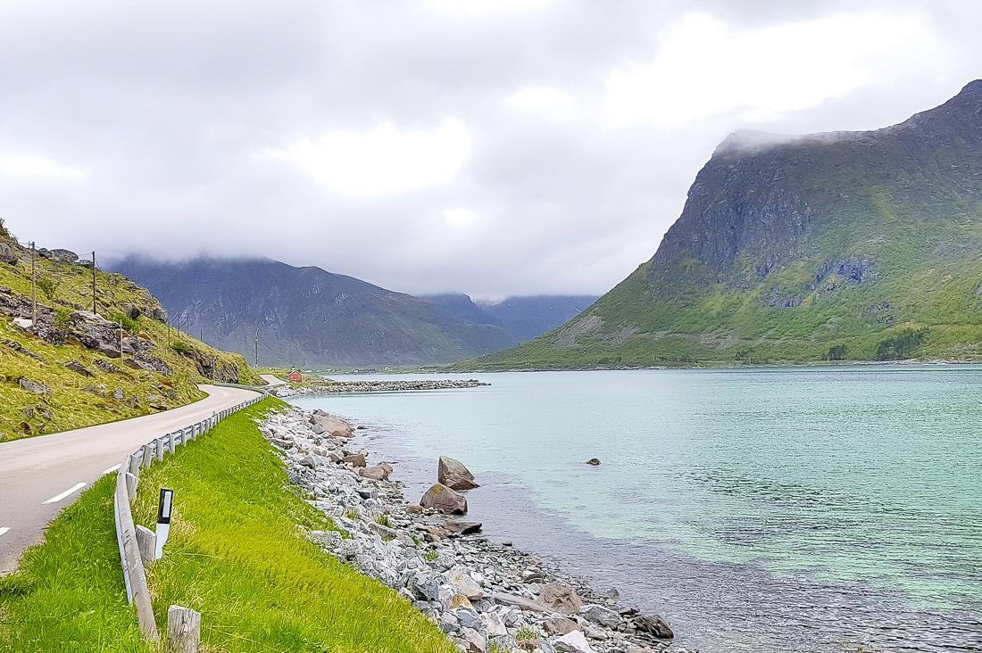 Norge, Narvik och Lofoten