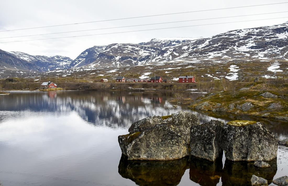 Bilsemester i norra sverige