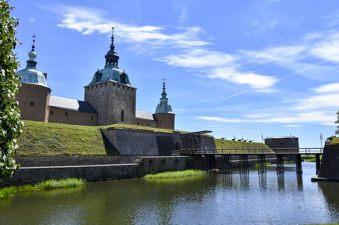 Sverige, Småland, Kalmar Slott