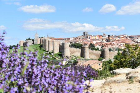 Spanien, Castilla y Leon, Avila