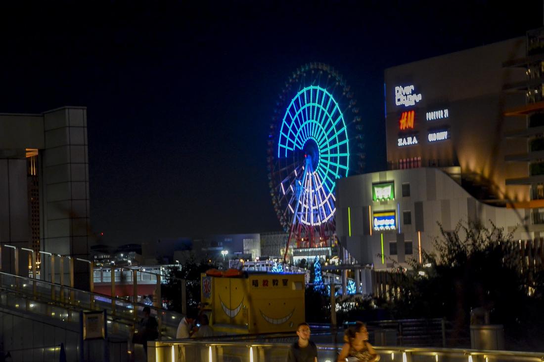 Japan, Tokyo, Odaiba